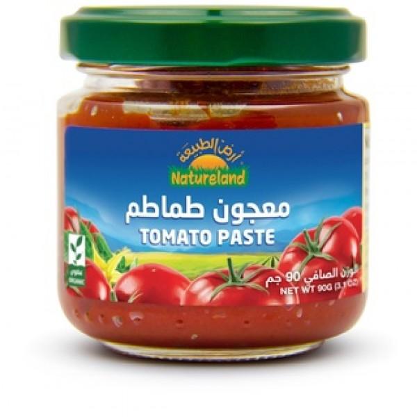 معجون طماطم عضوي