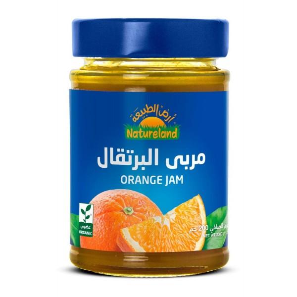 مربى البرتقال من أرض الطبيعة