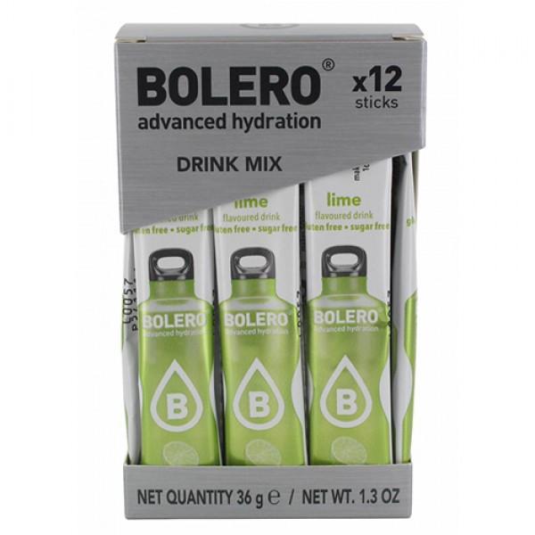 منكهات الماء بوليرو - نكهة الليمون الاخضر