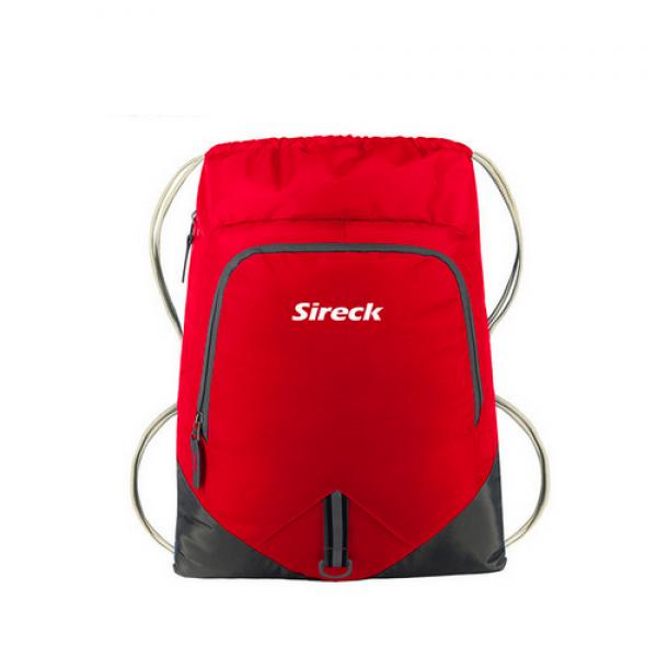حقيبة ظهر رياضية - أحمر