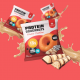 دونات بروتين بشوكولاته كندر من Alasature
