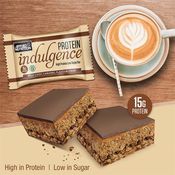 ابلايد نيوترشن بروتين بار بنكهة شوكولاتة البلجيكية بالحليب والكراميل