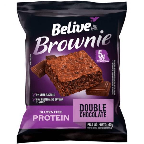 براوني بروتين دبل تشوكليت بي لايف
