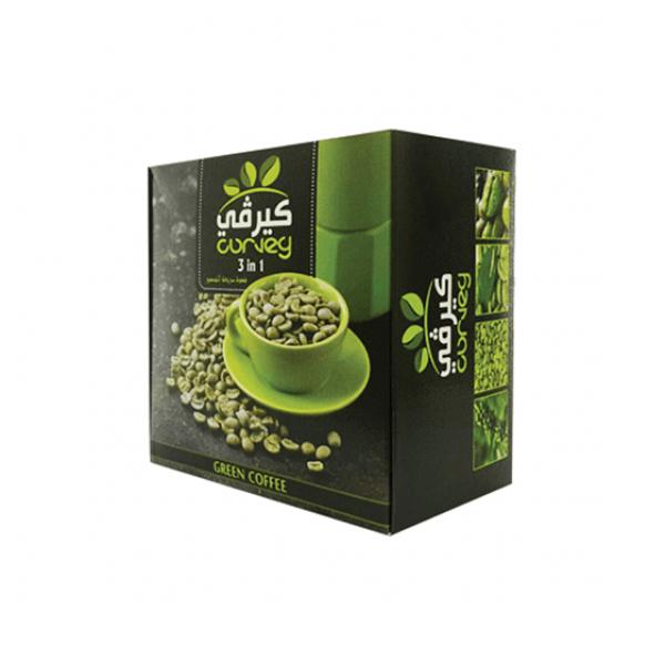 قهوة خضراء 3 × 1 كيرفي
