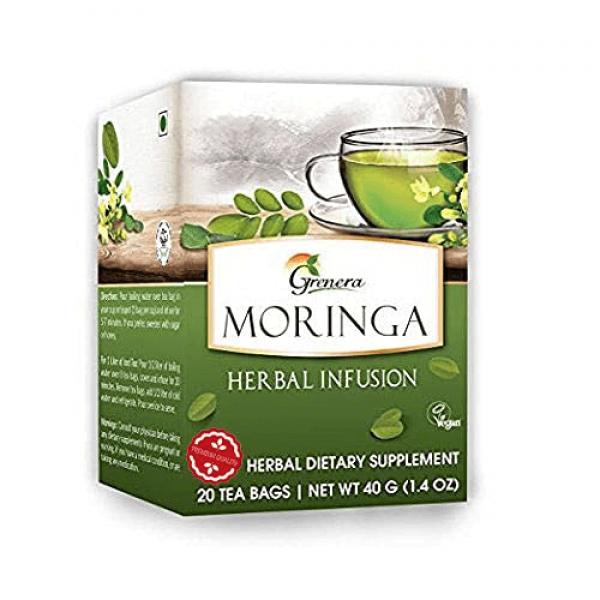 شاي المورينجا