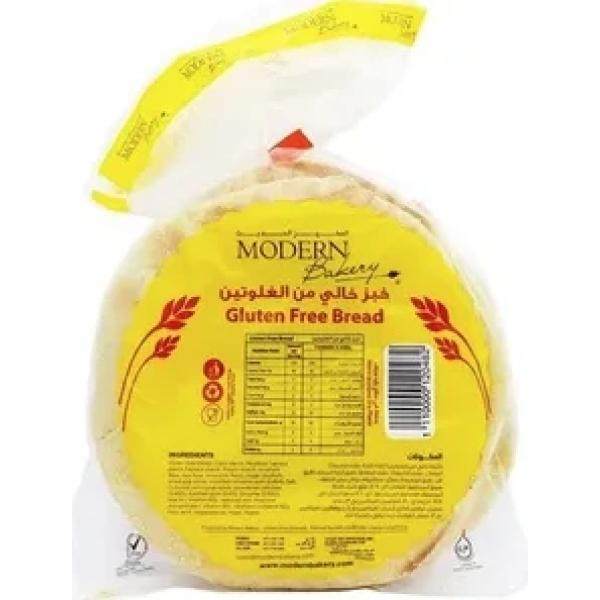 خبز عربي خالي من الجلوتين المخبز الحديث