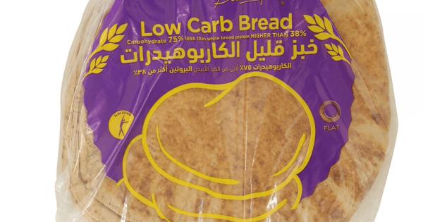 خبز قليل الكربوهيدرات