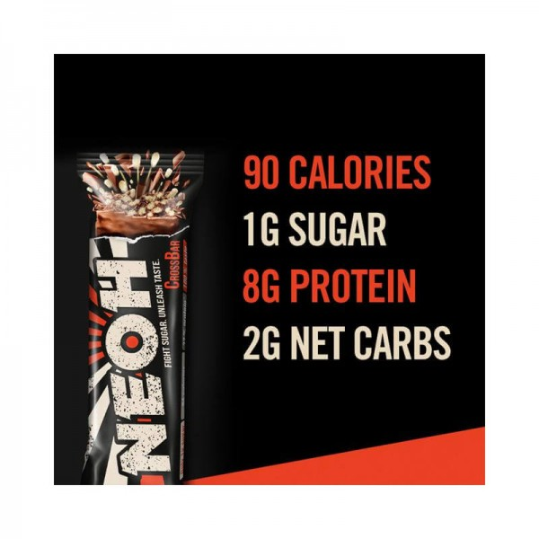 بروتين بار ميلك شوكلت من NEOH
