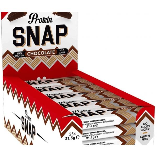 كرتون ويفر بروتين الشوكولاته نانو