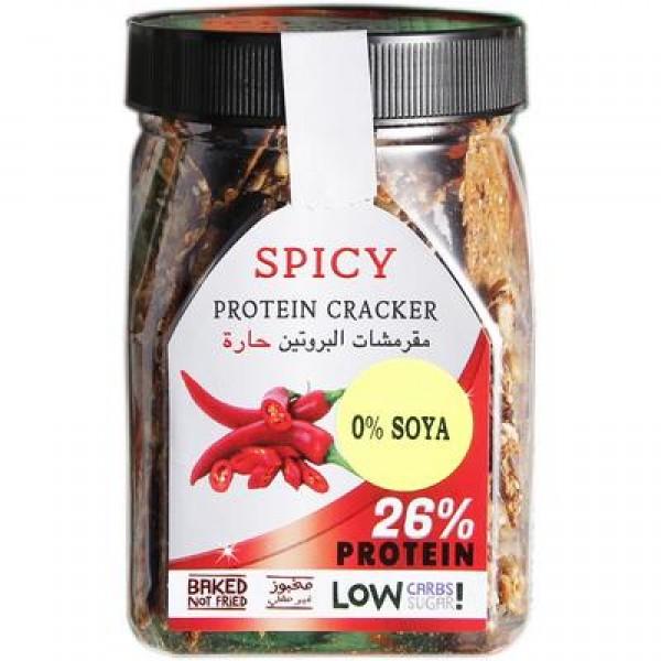 مقرمشات البروتين - حارة