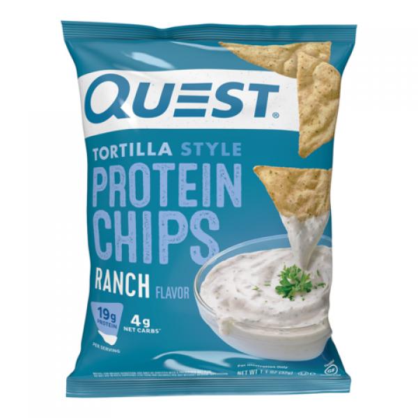 كويست بروتين تورتيلا بنكهة الرانش