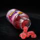 """حلوى جلي فيتامين """" د """" نكهة الفراولة الطبيعية ( 60 حبة ) لينداجم"""