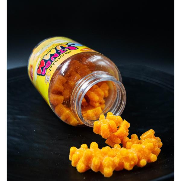 حلوى جلي أوميغا 3 ( 60 حبة ) لينداجم
