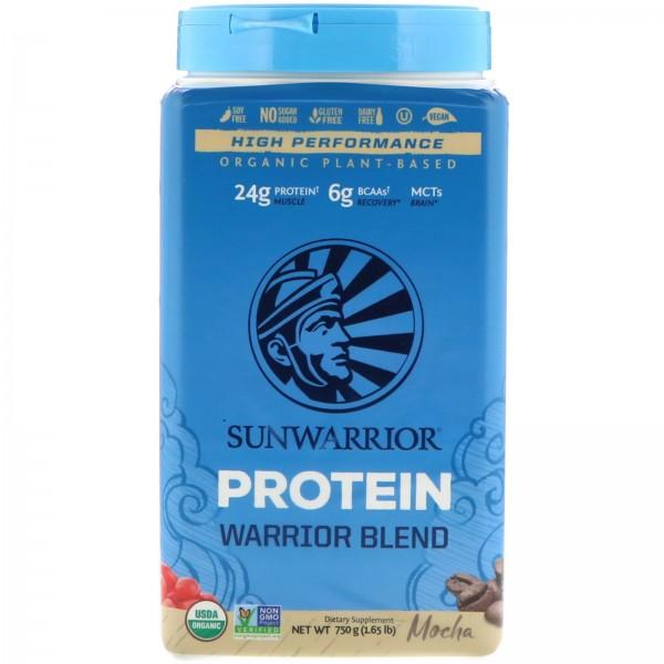 بروتين نباتي عضوي بالموكا من سن واريور