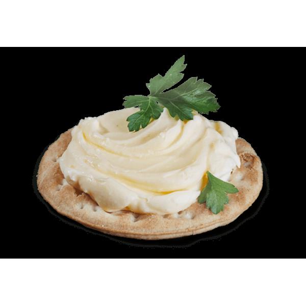 جبنة نباتية كريمي نكهة الشيدر فايولايف