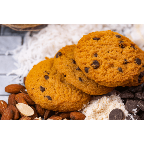 كيتو كوكيز رقائق الشوكولاته- بيك سيتي