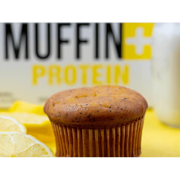 مافن بروتين بالليمون- بيك سيتي