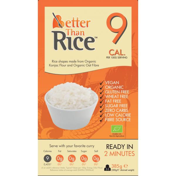 أرز عضوي بيتر ذان فود