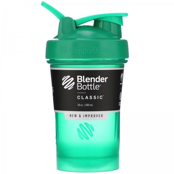 شيكر blenderbottle - أخضر