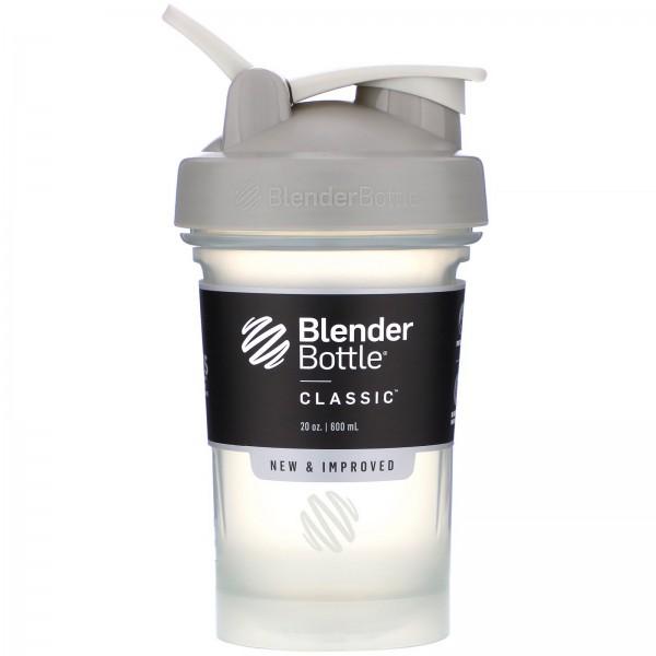 شيكر blenderbottle - رمادي