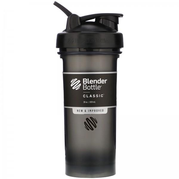 شيكر blenderbottle - أسود