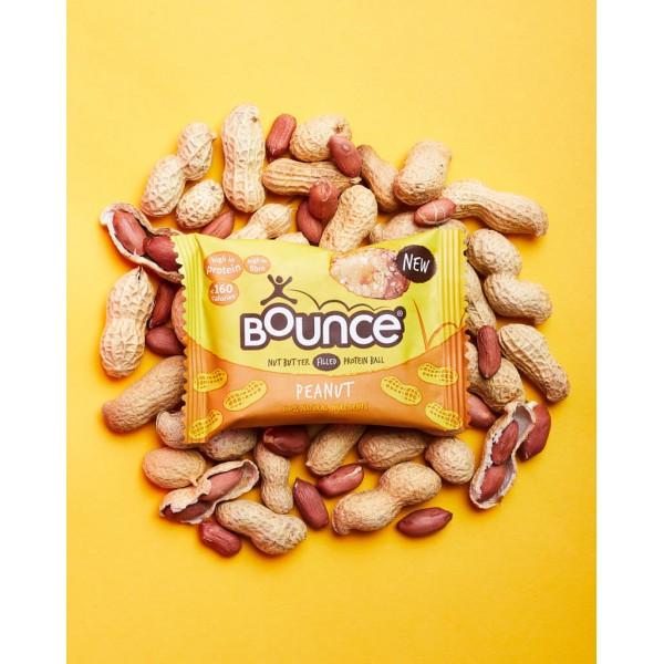 كرة البروتين بالفول السوداني- بونص