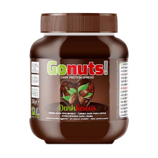 زبدة الشوكولاته الداكنة عالية البروتين- ديلي لايف