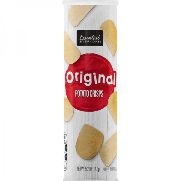 شيبس بالنكهة الأصلية- اسينشال ايفري دي