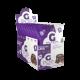 بوب كورن بروتين بالشوكولاته من G Pop