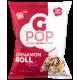 بوب كورن بروتين سينامون رول من G Pop