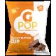 بوب كورن بالفول السوداني والشوكلاته من G POP