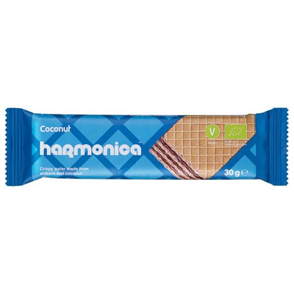 ويفر الشوكولاته وجوز الهند هارمونيكا