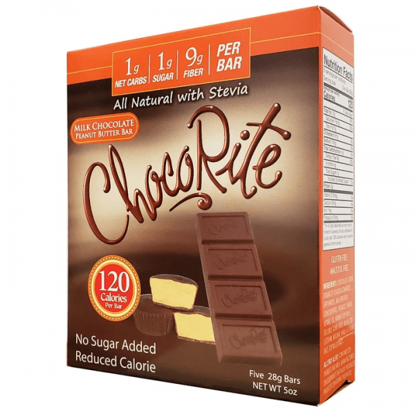 شوكو رايت بار شوكولاته بزبدة الفول السوداني ( 5 حبات )