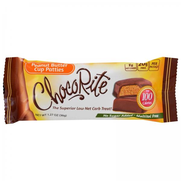 شوكو رايت أكواب الفول السوداني بالشوكولاتة
