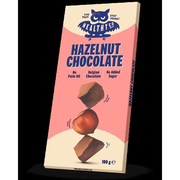 هيلثي كو شوكولاته بالبندق