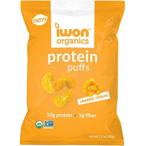 بفك بروتين ايوان بنكهة الجبن