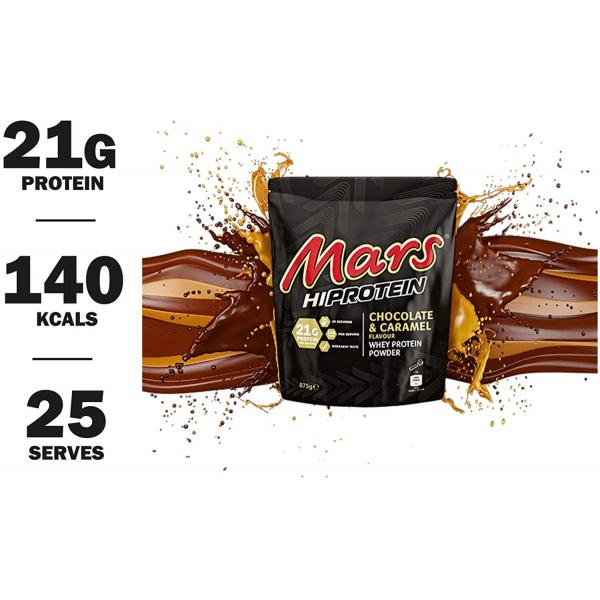 مارس واي بروتين باودر