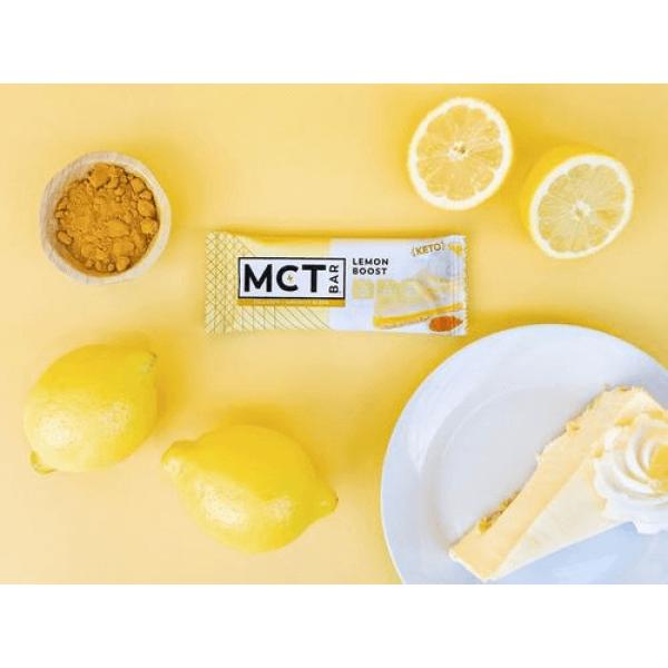 كيتو بار مارينج الليمون- MCT