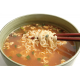 رامن نودلز بالحنطة السوداء مع حساء الشويو من موسو