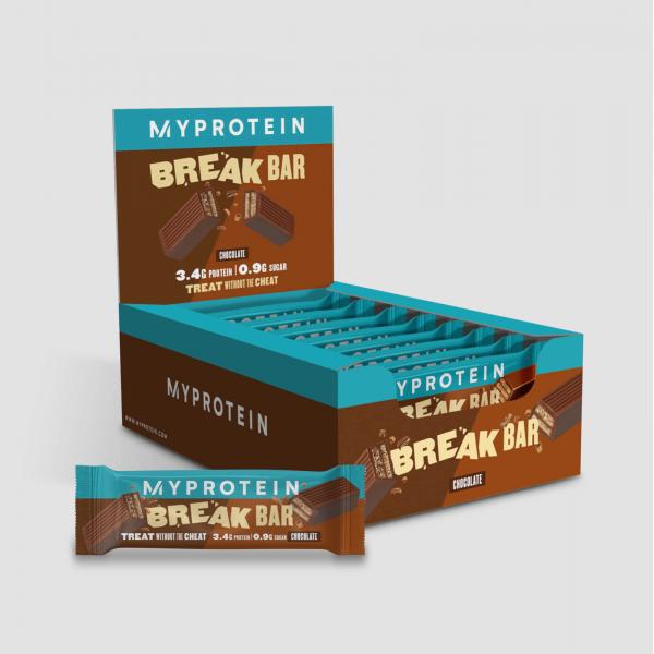 ماي بروتين كرتون ويفر بروتين الشوكولاته