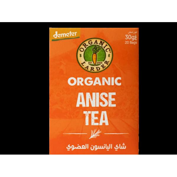 شاي اليانسون العضوي اورجانك لاردير