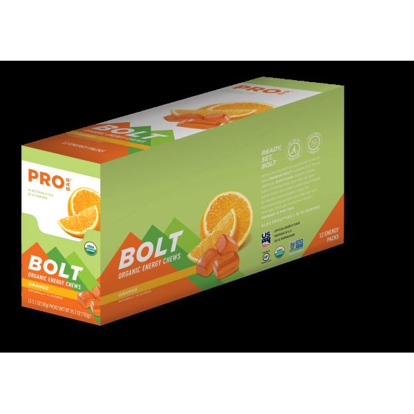 حلوى بولت نكهة البرتقال- برو بار
