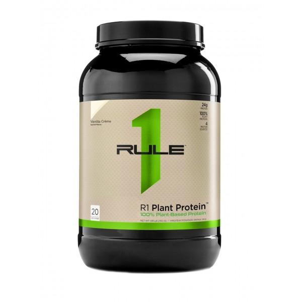 بروتين نباتي رول ون - بالفانيلا