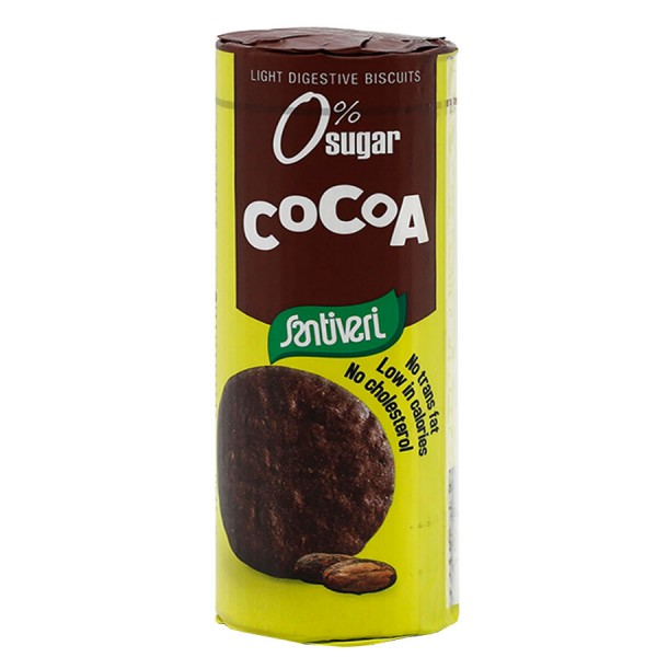 بسكويت دايجستف بالشوكولاته سانتيفيري
