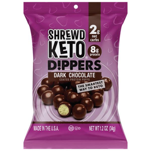كرات شوكولاته داكنة - Shrewd Food