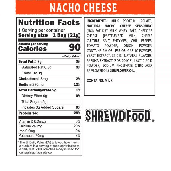بفك نكهة الناتشوز - Shrewd Food