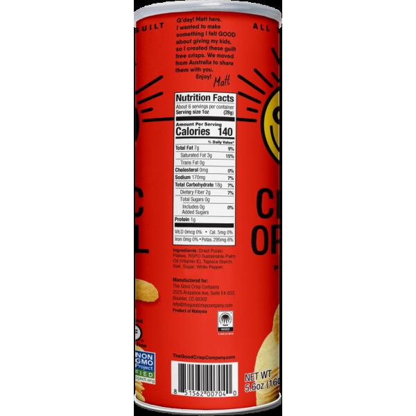 شيبس بالنكهة الأصلية- The Good Chips Company