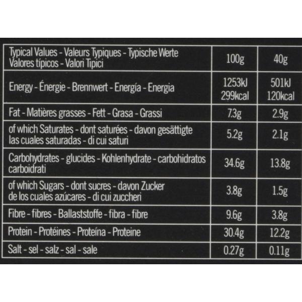 ترافل بروتين نكهة كعك المليونير - ذا بروتين ورك