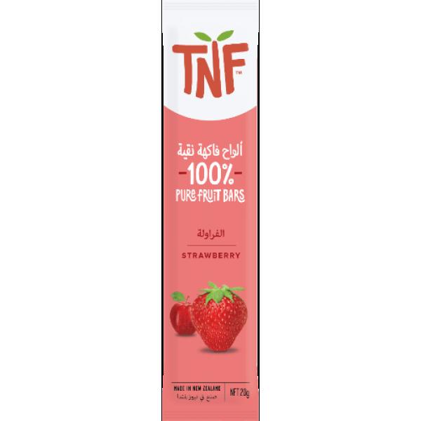 بار فاكهة نقية بنكهة الفراولة تي ان اف