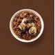 عصيدة الشوفان والشوكولاته والموز تورتيل